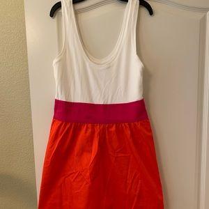 EXPRESS Color Block Dress (8)